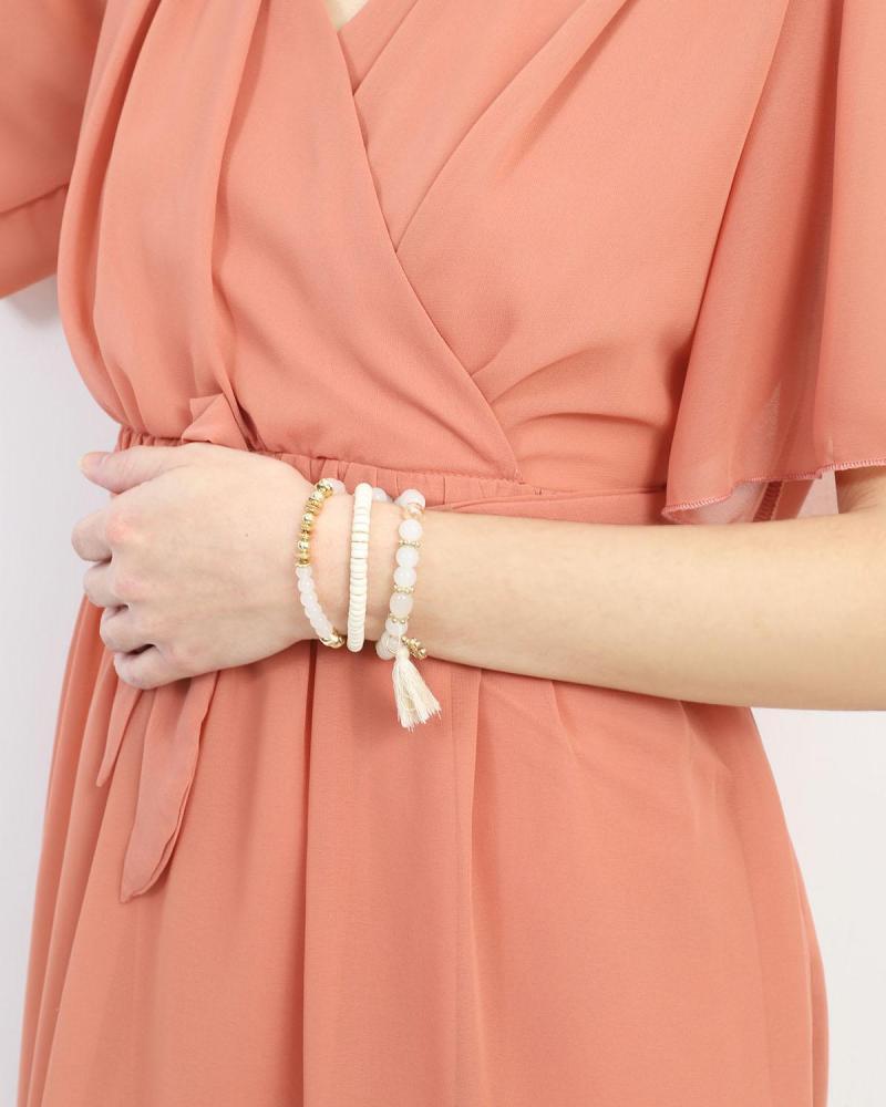 Weiß armband