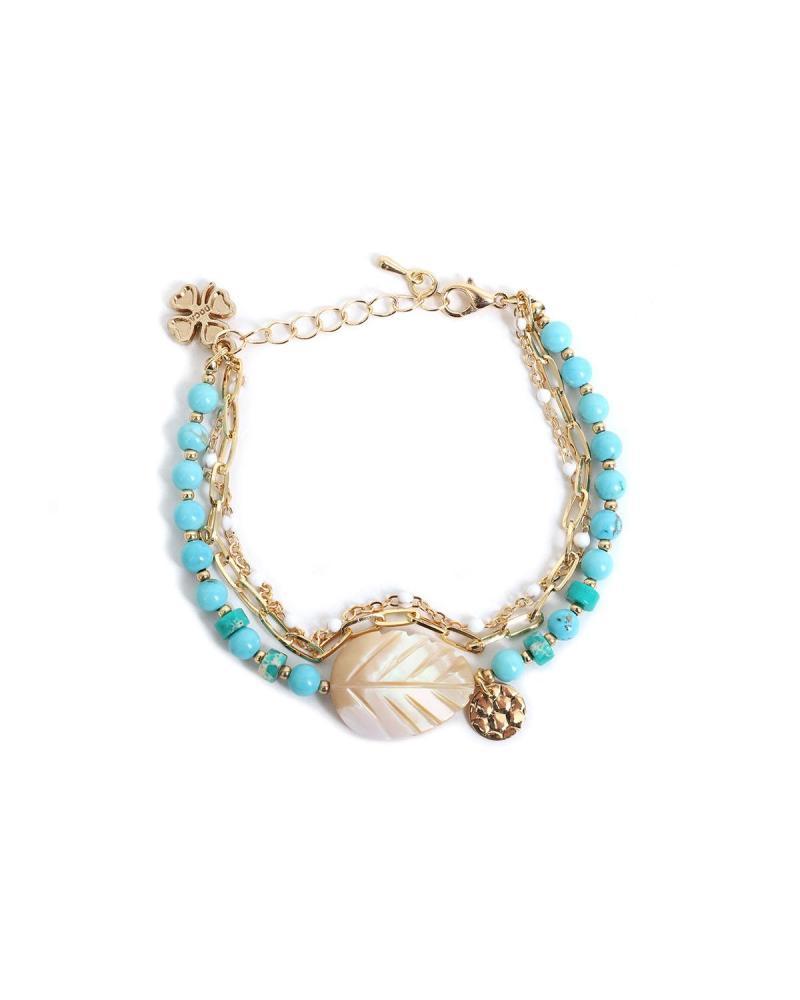 Hellblau armband