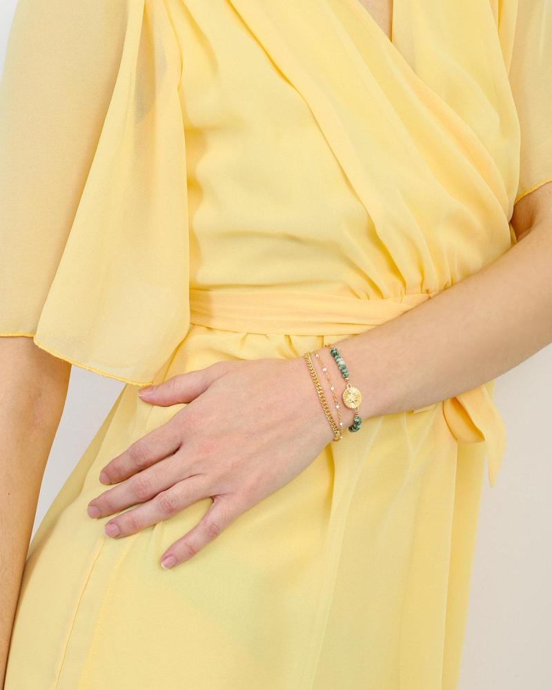 Grün armband