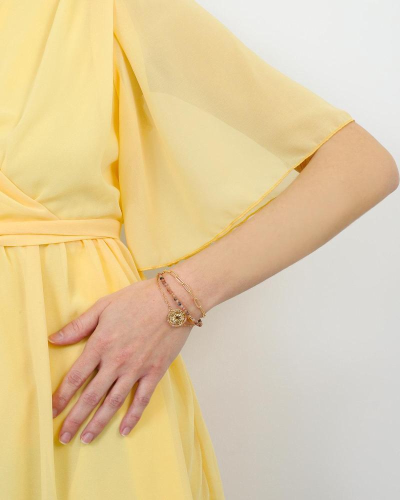 Braun armband