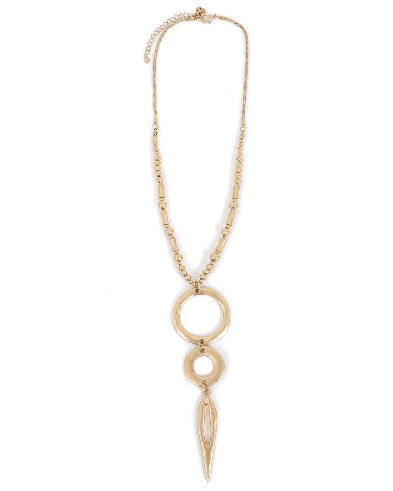Golden halskette
