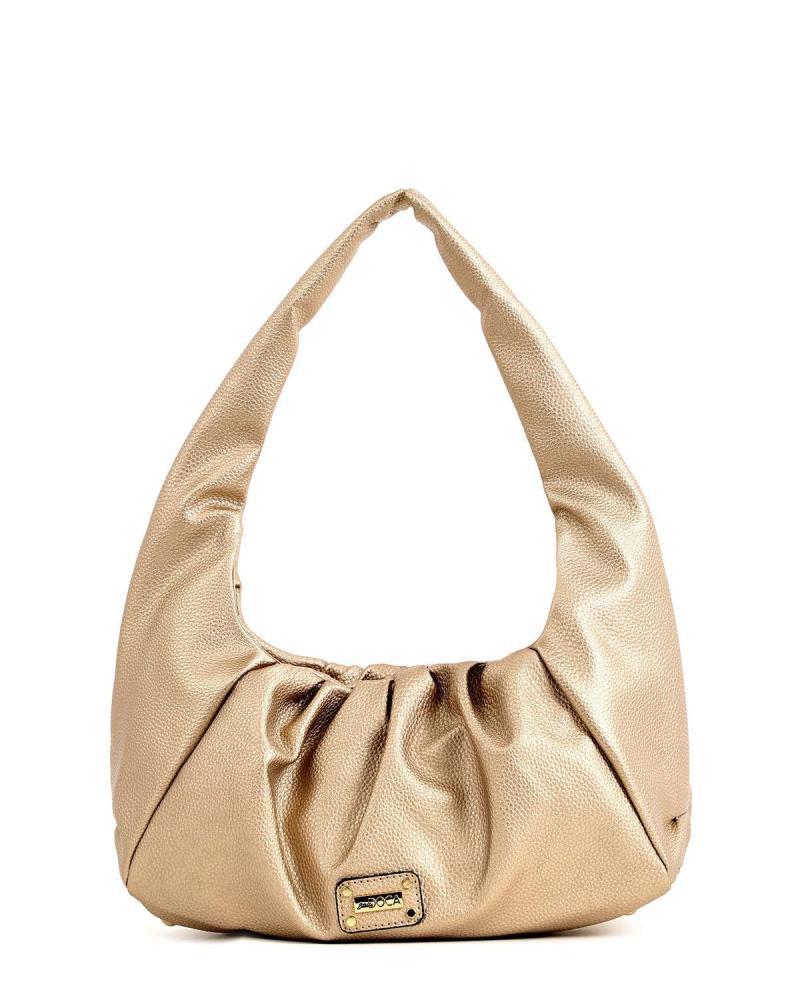 Καθημερινή τσάντα χειρός/ώμου χρυσή