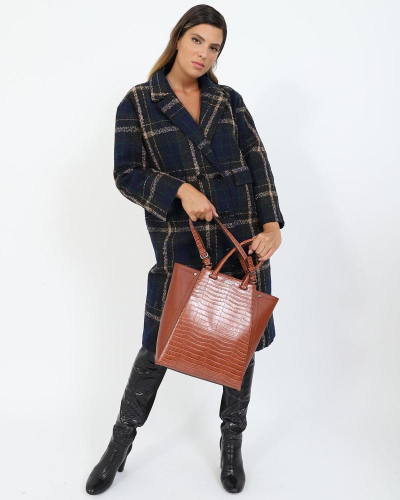 Camel shoulder bag/handbag