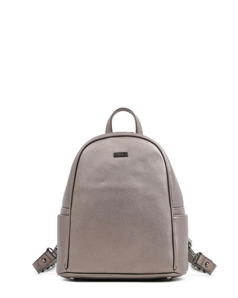 Silberne rucksack