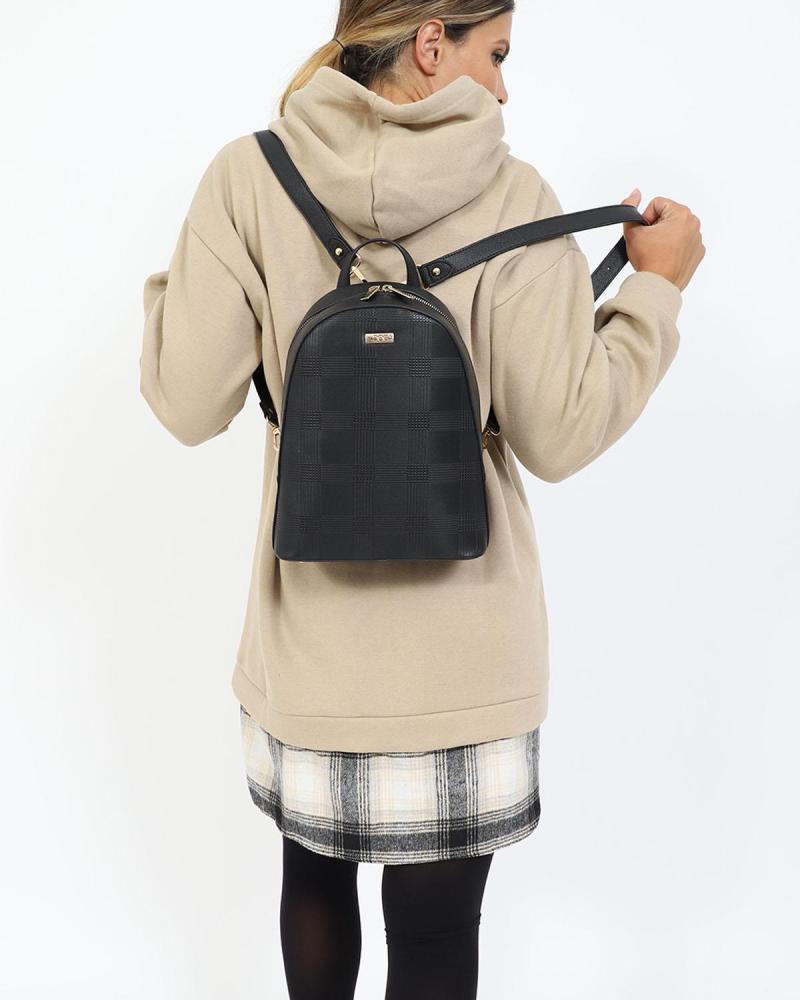 Khaki rucksack