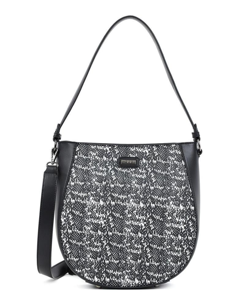 Καθημερινή τσάντα χειρός/ώμου animal print