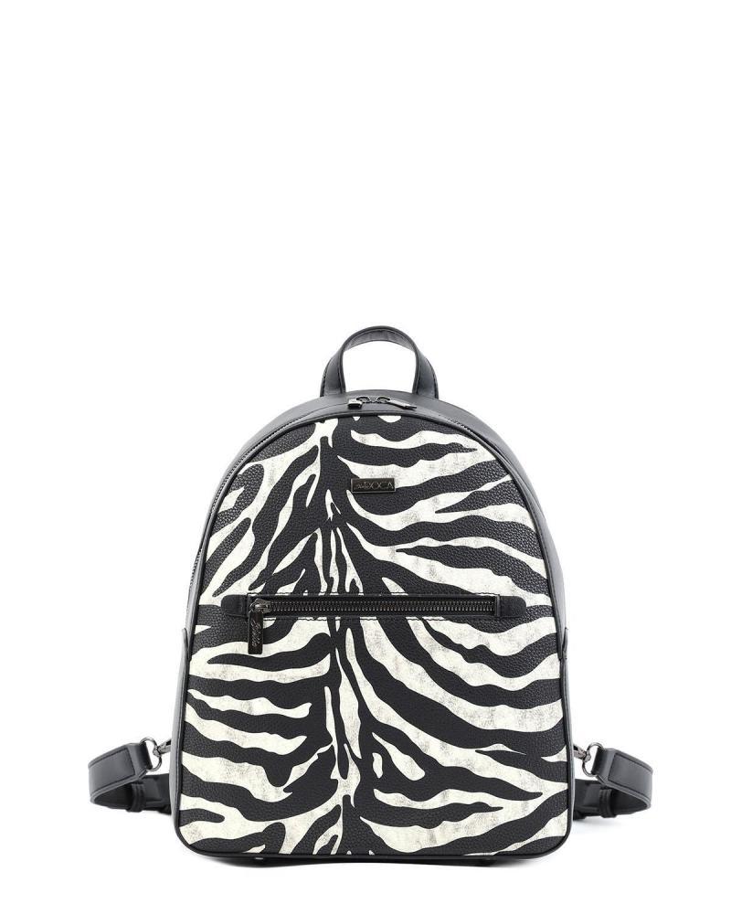 Τσάντα πλάτης animal print
