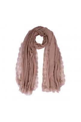 Biege foulard
