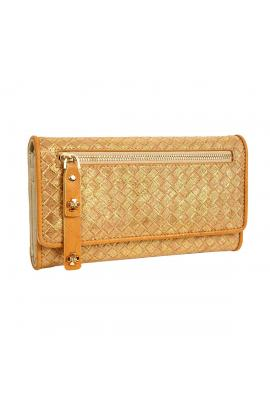 Golden wallet