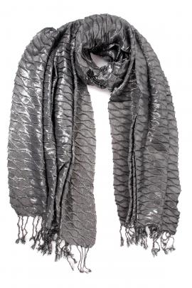 Grey stole