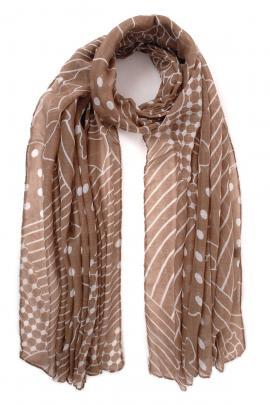 Camel foulard